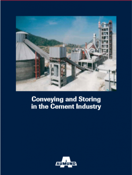 Conveying and Storing in the Cement Industry