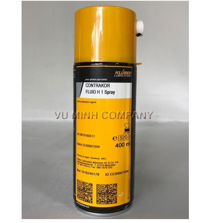 Contrakor Fluid H1 Spray